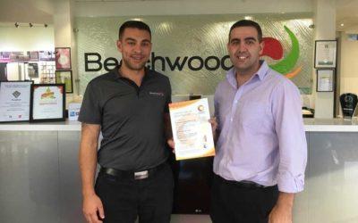 CERTIFii Certifies: Beechwood Homes