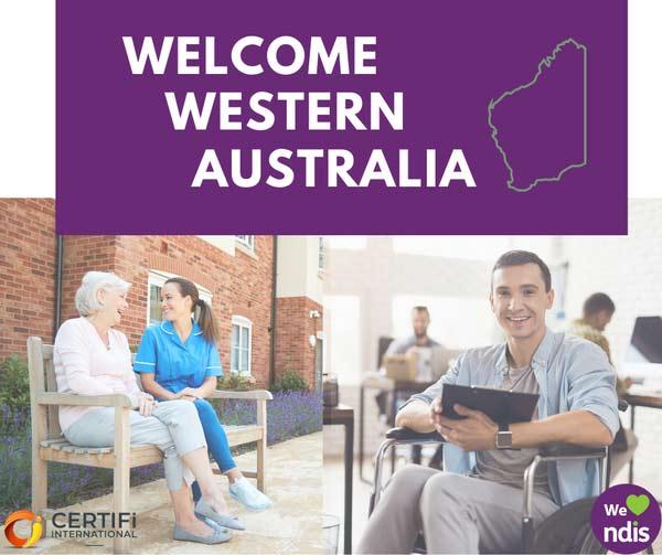 Ndis Welcomes Western Australia